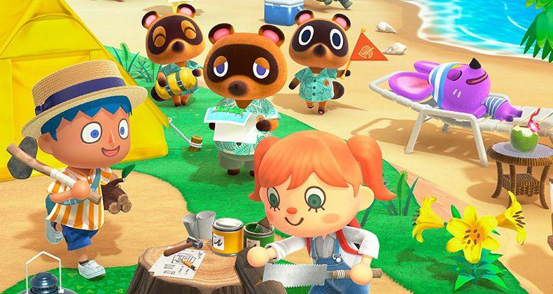 Ultra High Resolution Animal Crossing New Horizons Box Artwork Released Animal Crossing World