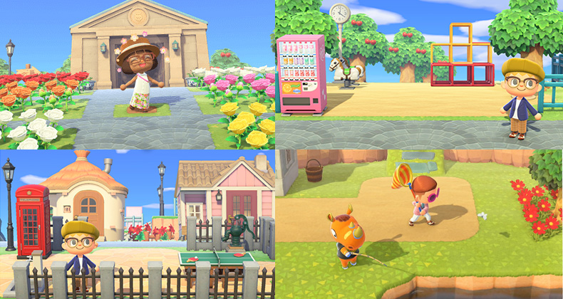 More New Animal Crossing: New Horizons Screenshots From