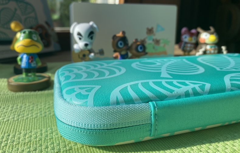 Animal Crossing: New Horizons Aloha Edition Carrying Case ...