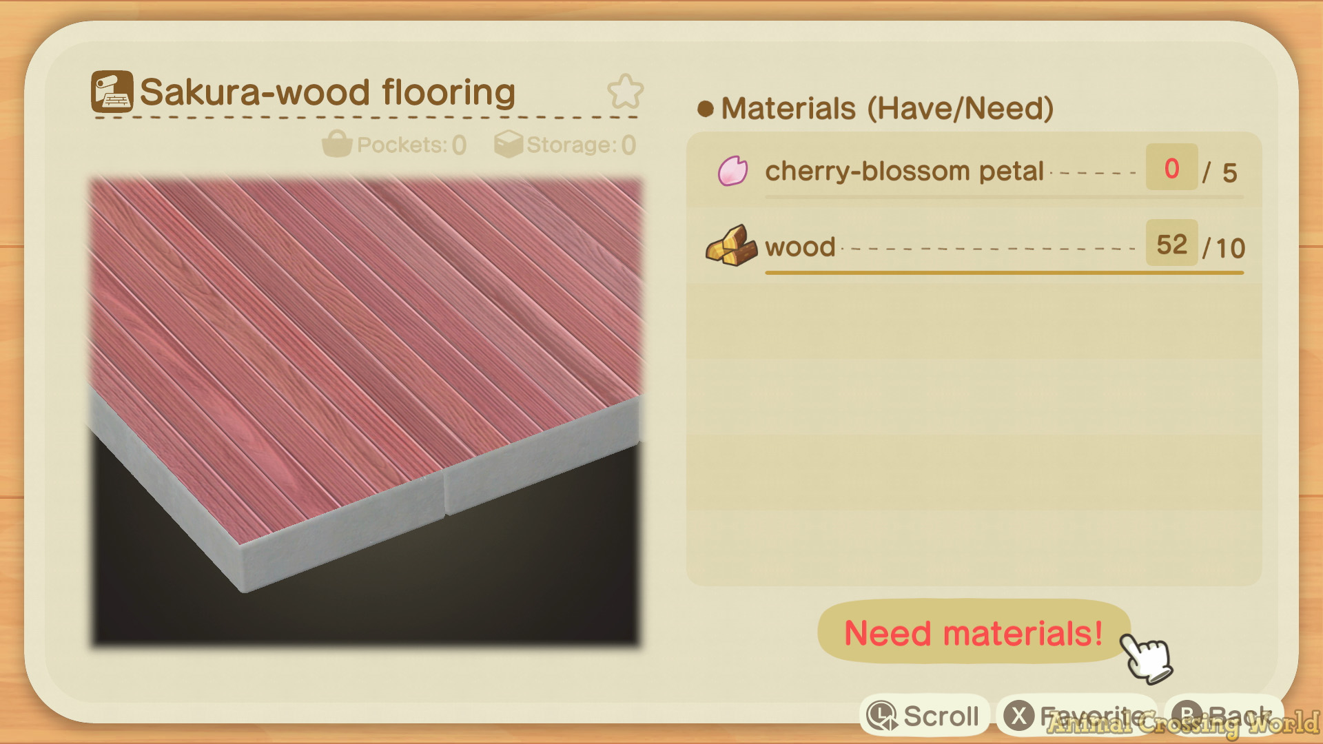Cherry Blossom Petals Diy Crafting Recipes How To Get Them In Animal Crossing New Horizons
