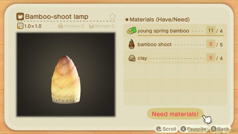 young spring bamboo diy crafting recipes