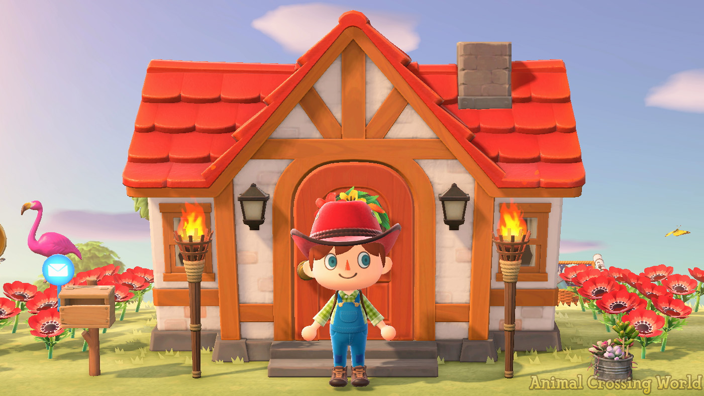 Trick You Can Pick Up Your Mailbox And Move It Anywhere In Animal Crossing New Horizons Animal Crossing World