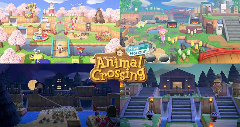 Three New Animal Crossing New Horizons Commercials Show Off New Furniture Terraforming And More Animal Crossing World