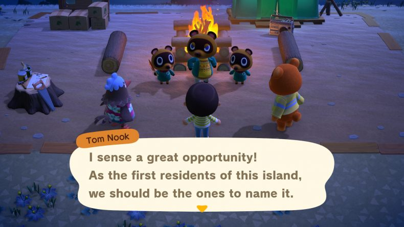 10 character island names confirmed in Animal Crossing ...