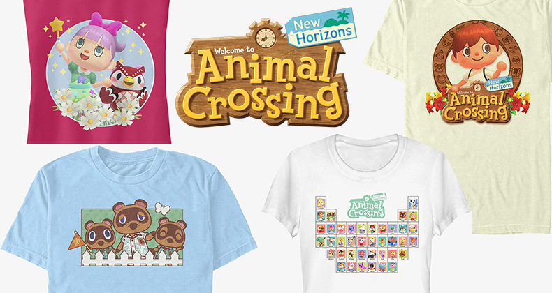 Brand New Animal Crossing New Horizons T Shirts Hoodies And