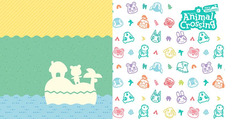 Get Two Adorable New Animal Crossing New Horizons Wallpapers From