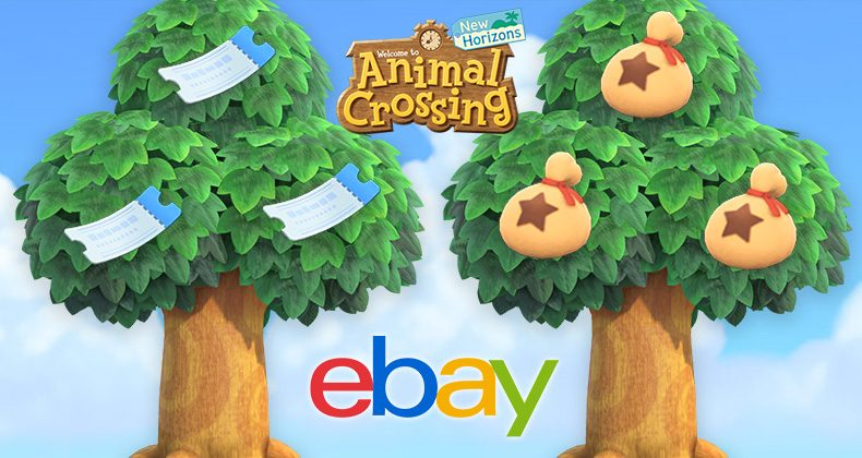 Thousands Of Animal Crossing Players Are Buying Nook Miles Tickets With Real Money On Ebay Among Other Items Animal Crossing World