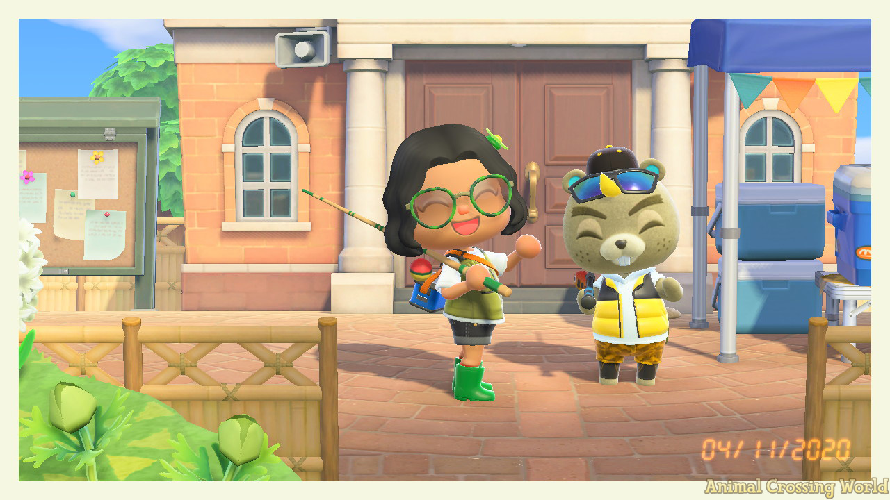 Fishing Tourney Event Guide Prize Item Rewards Dates How To Get More Points In Animal Crossing New Horizons