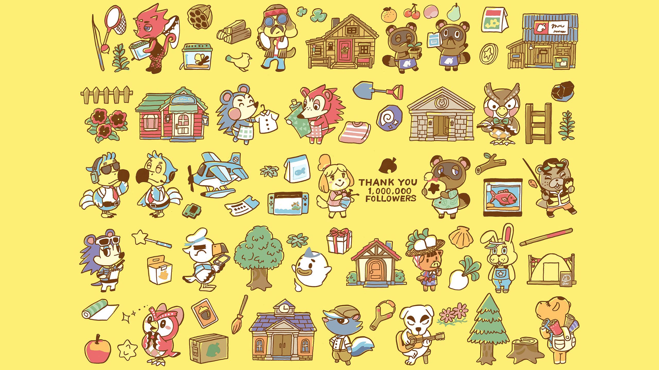 Get Animal Crossing: New Horizons Phone & Desktop ...