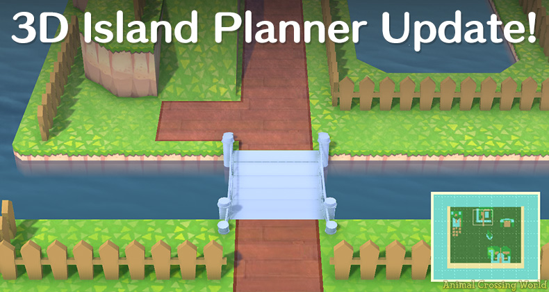 3D Island Planner App Update Adds Fences And Mini-Map ...