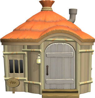 Animal Crossing New Horizons Villager House Exterior Designs