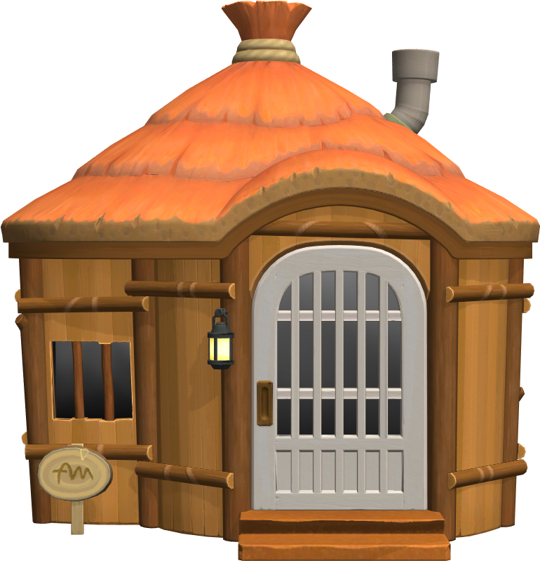 Animal Crossing: New Horizons Villager House Exterior ...