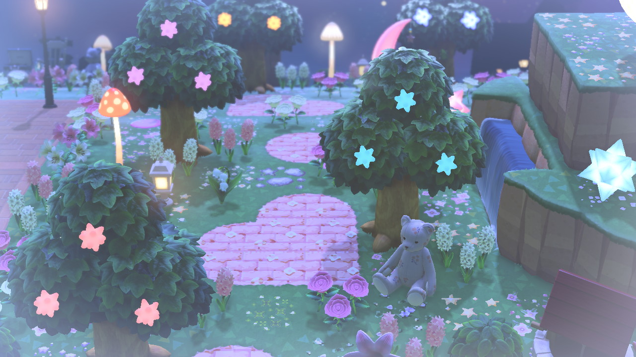 We Wish These Hacked Star Fragment Trees in Animal Crossing: New ...