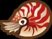 Animal Crossing: New Horizons Chambered Nautilus Sea Creature