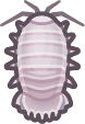 Animal Crossing: New Horizons Giant Isopod Sea Creature