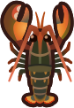 Animal Crossing: New Horizons Lobster Sea Creature