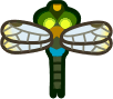 Animal Crossing: New Horizons Darner Dragonfly Bug