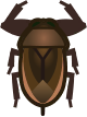 Animal Crossing: New Horizons Giant Water Bug Bug