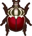 Animal Crossing: New Horizons Goliath Beetle Bug