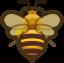 Animal Crossing: New Horizons Honeybee Bug