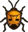 Animal Crossing: New Horizons Man-Faced Stink Bug Bug