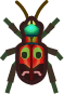 Animal Crossing: New Horizons Tiger Beetle Bug