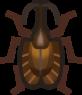 Animal Crossing: New Horizons Violin Beetle Bug