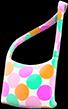 Gumdrop Shoulder Bag Item with Pop Variation in Animal Crossing: New Horizons