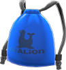 Knapsack Item with Blue Variation in Animal Crossing: New Horizons