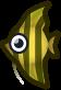 Animal Crossing: New Horizons Angelfish Fish