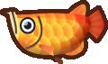 Animal Crossing: New Horizons Arowana Fish