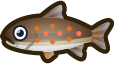 Animal Crossing: New Horizons Char Fish