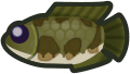 Animal Crossing: New Horizons Giant Snakehead Fish
