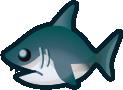 Animal Crossing: New Horizons Great White Shark Fish