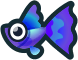 Animal Crossing: New Horizons Guppy Fish