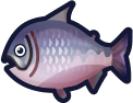Animal Crossing: New Horizons King Salmon Fish