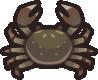 Animal Crossing: New Horizons Mitten Crab Fish