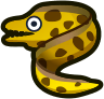 Animal Crossing: New Horizons Moray Eel Fish