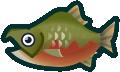 Animal Crossing: New Horizons Salmon Fish