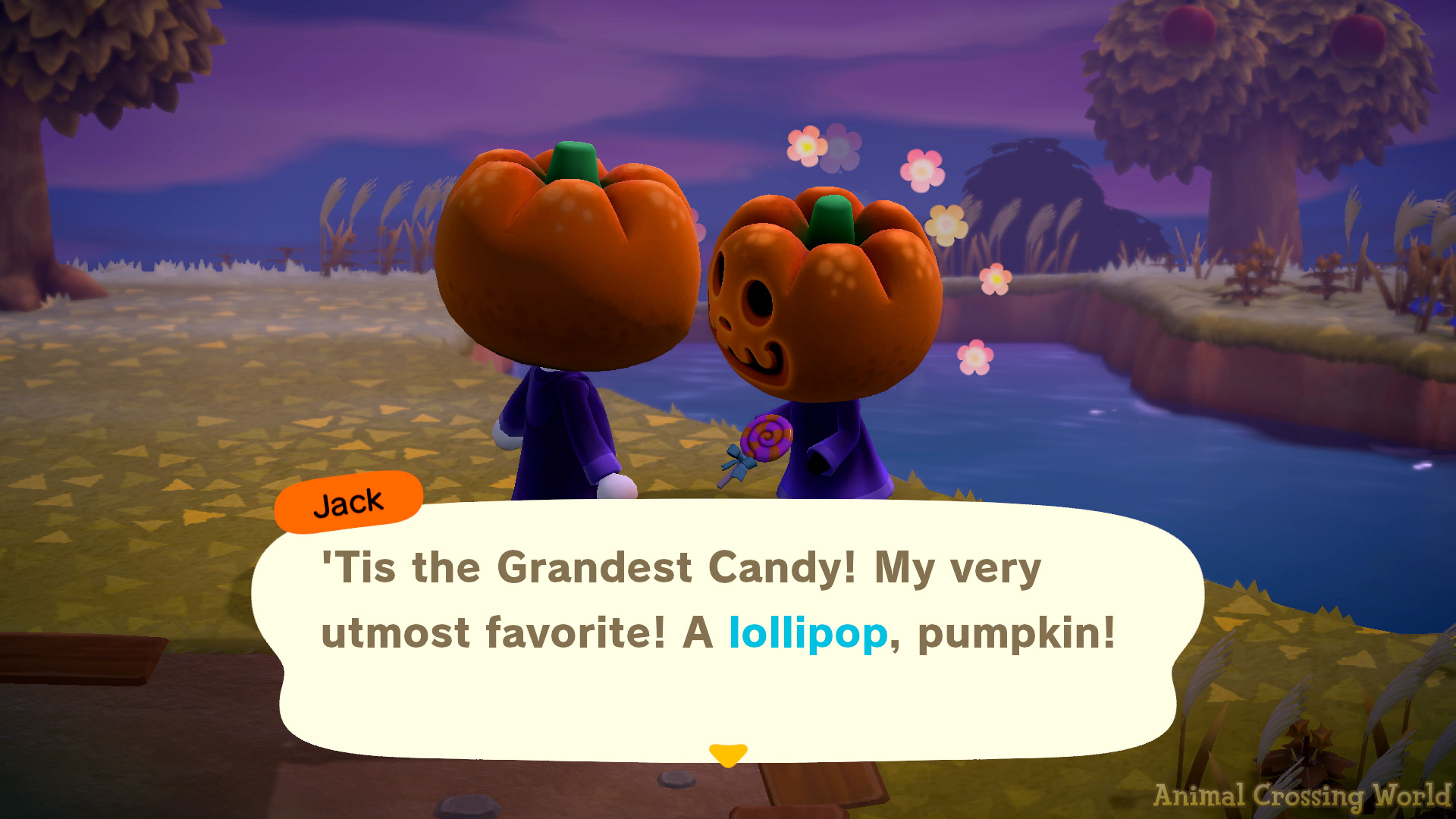 Halloween Lollipops How To Get What To Do With Them In Animal Crossing New Horizons Acnh Guides Animal Crossing World