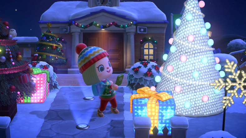 Animal Crossing: New Horizons November Winter Update Release Time & Date  (Version 1.6) - Animal Crossing World