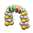 Arco de celebración 2021