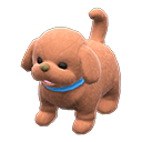 Peluche de perrito