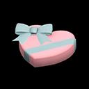Chocolate HeartStrawberry-Chocolate