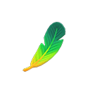 Green Feather