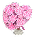 Heart-Shaped BouquetPink