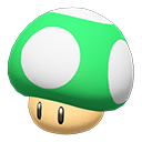 1-Up Mushroom Item in Animal Crossing: New Horizons