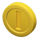 Coin Item in Animal Crossing: New Horizons
