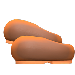 Mario Shoes Item in Animal Crossing: New Horizons