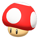 Super Mushroom Item in Animal Crossing: New Horizons